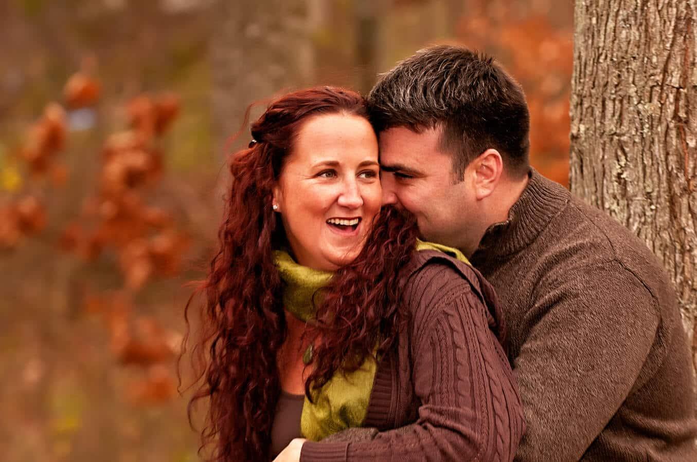 portrait, autumn, outdoor, natural light, Northern VA