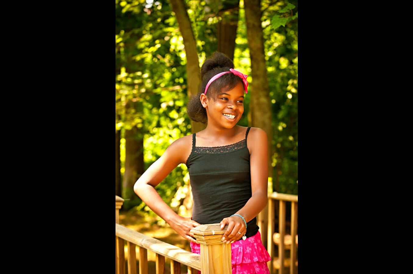 child, portrait, outdoor, bridge, natural light, Northern VA