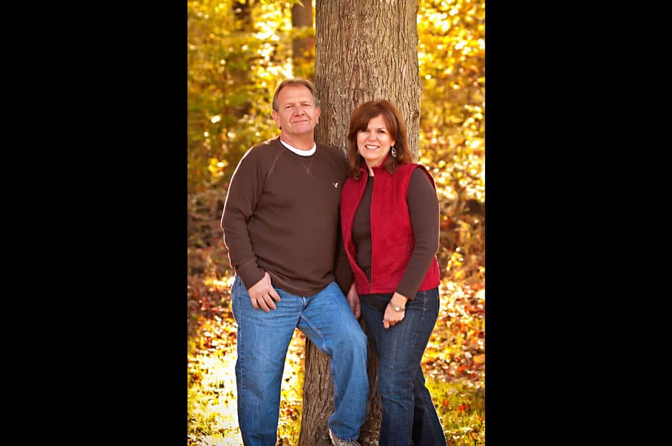 portrait, couple, outdoor, natural light, Northern VA