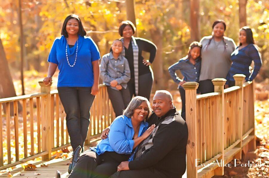 multigenerational family image_
