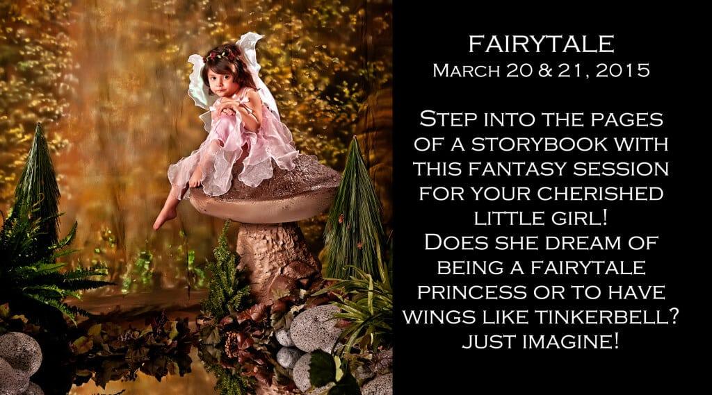 Fairytale Portrait Session