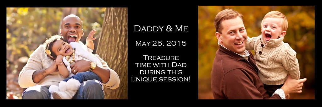 Father/Child Portrait Session