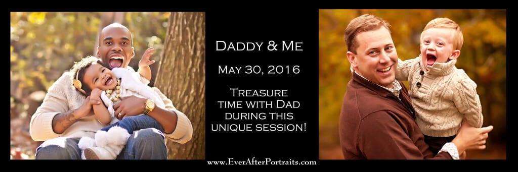 Daddy & Me Father Child Portrait Session Portrait Photography Studio   Leesburg VA  
