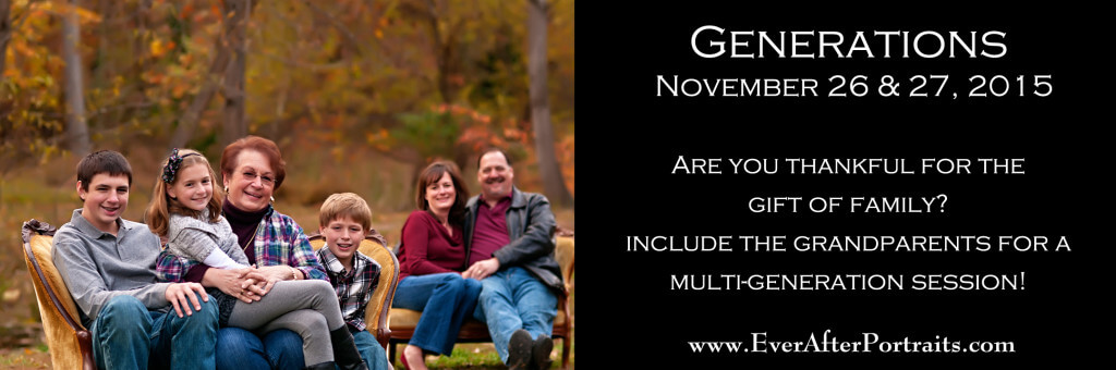 Generations Portrait Photography Studio near Leesburg VA session