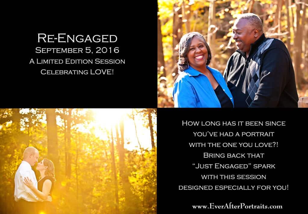 Re-Engaged Couples Portrait Session
