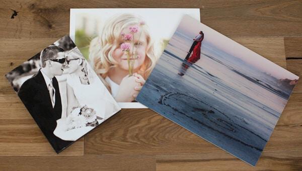 Printed Professional prints