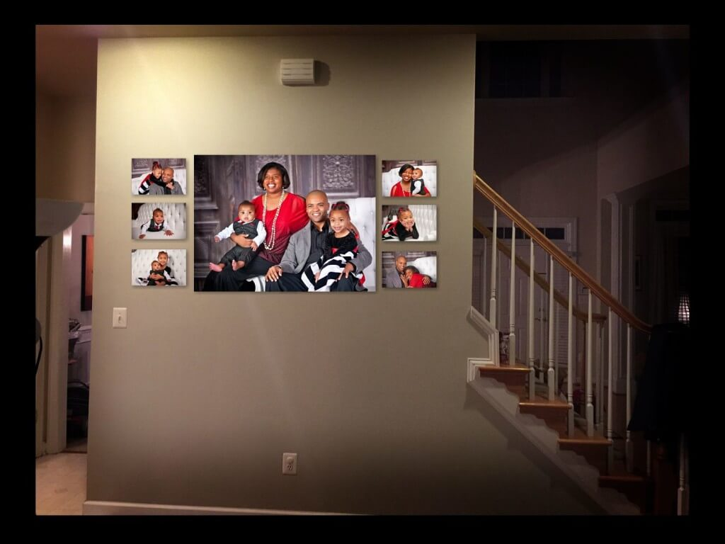 family photographers Northern VA Family Portrait Session 1
