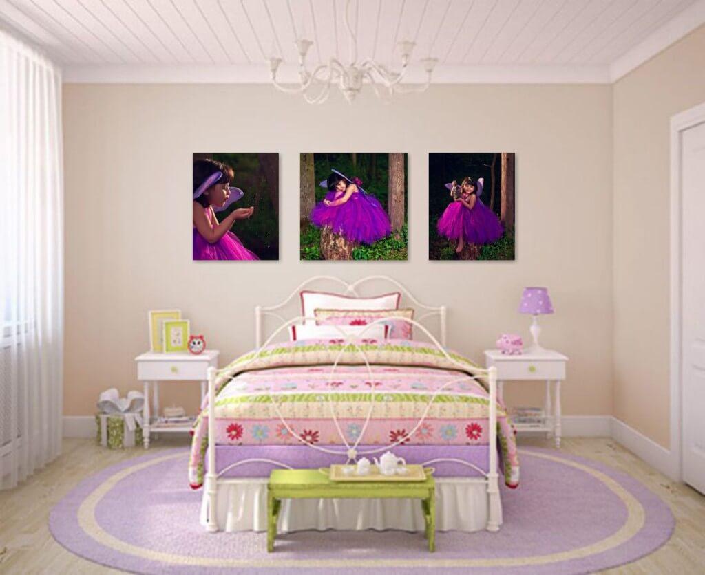 Fairytale Wall Collection Portrait Photography Studio Leesburg VA