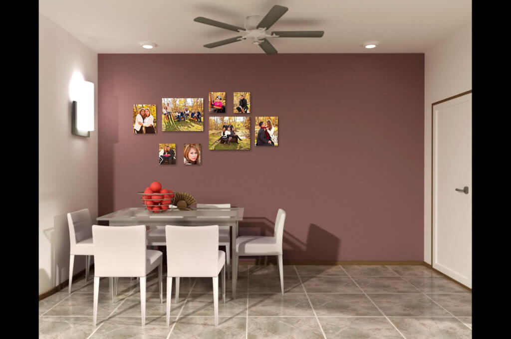 photographer Multigenerational wall collection
