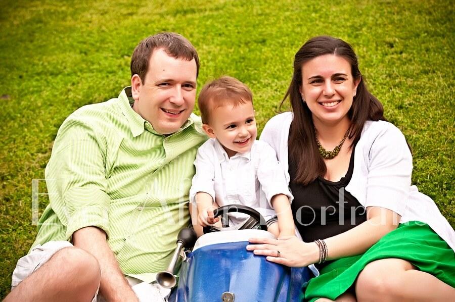 portrait photography Summer family activities