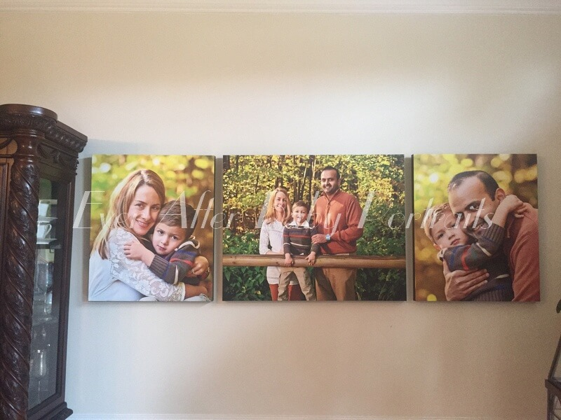 Photography Wall art design concepts