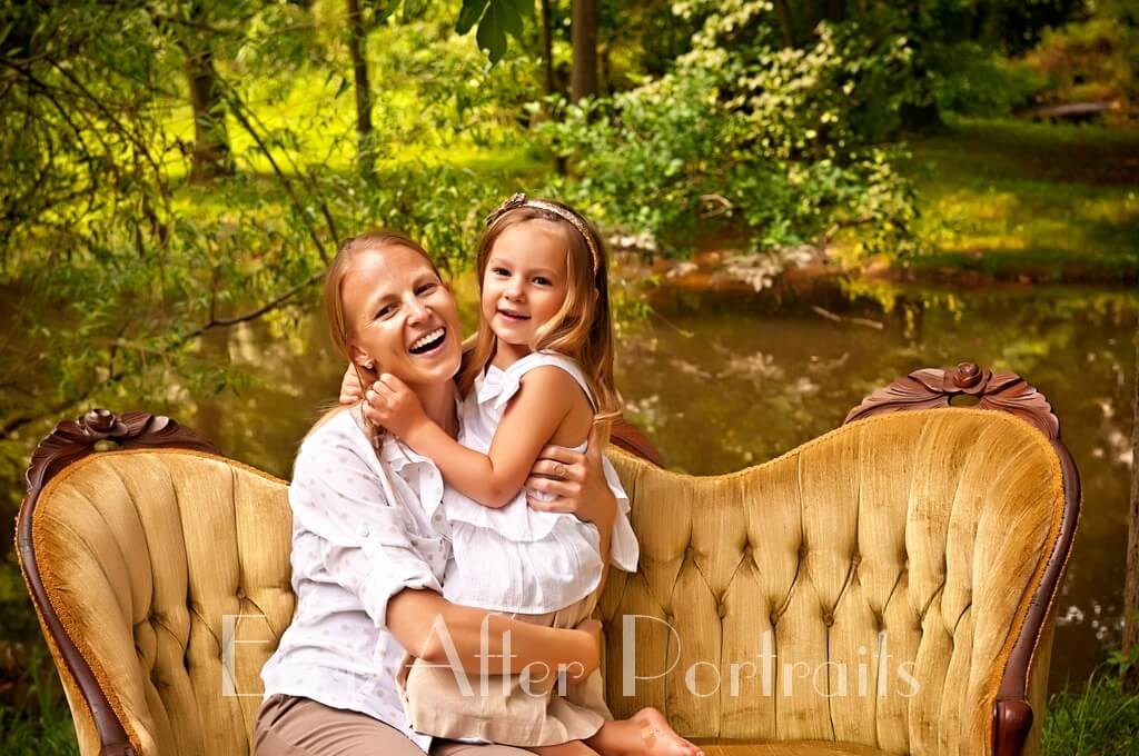 Divas and Darlins Portrait Session northern virginia family photographer