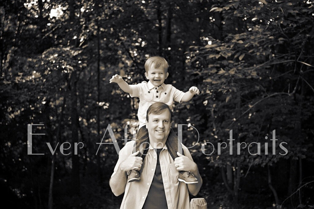 Father Son Family Portraits family photographer
