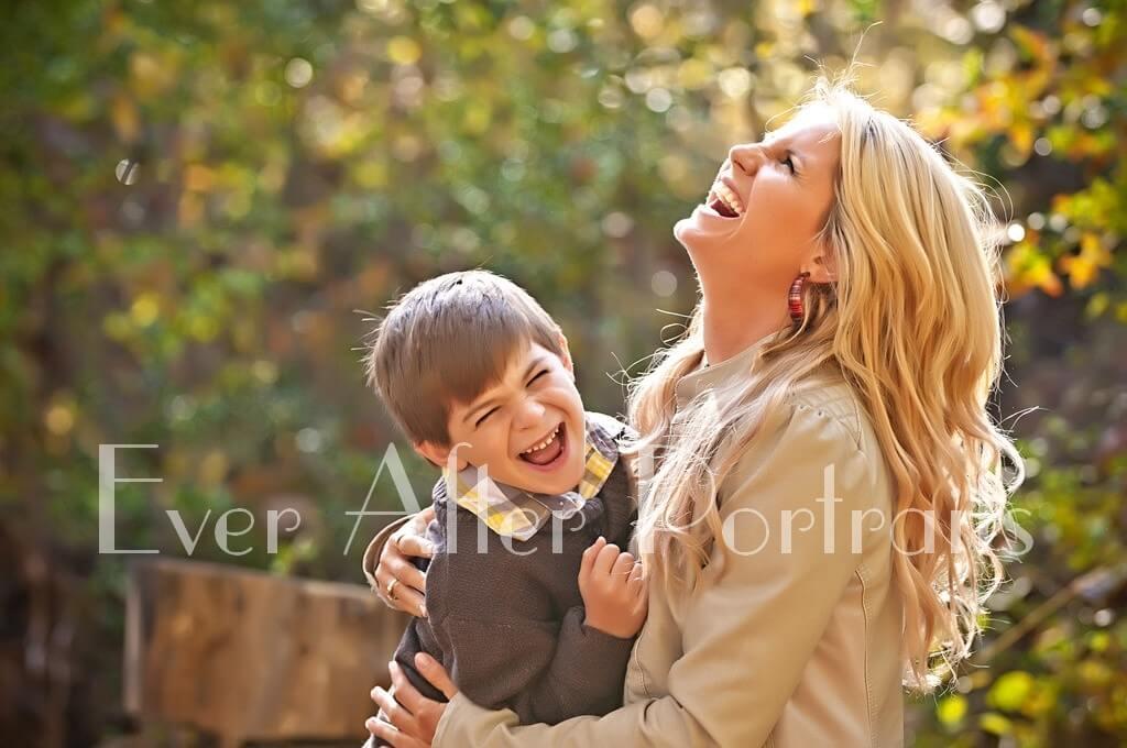 Mother Son Family Portraits Ashburn Family Photographer