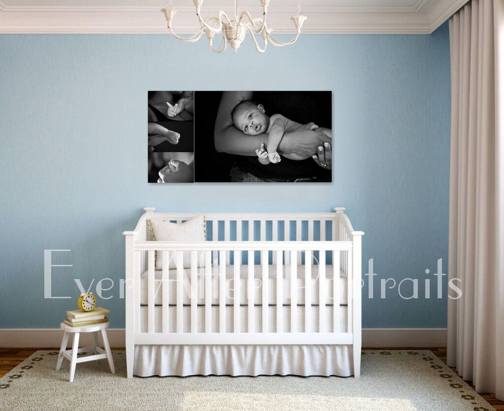 northern va newborn family photographer