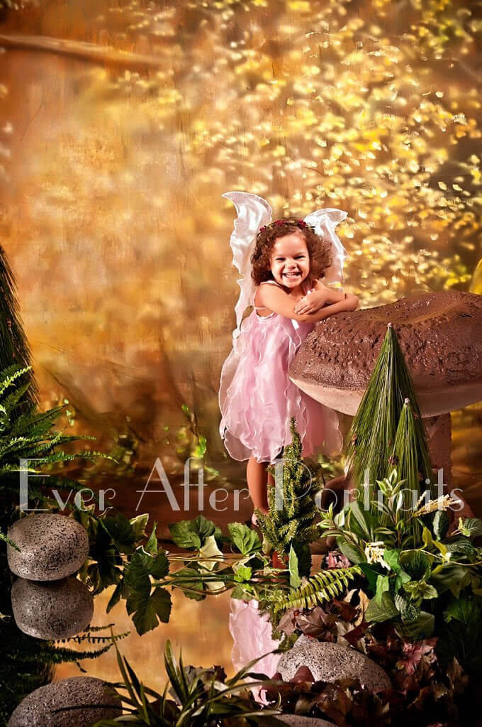 Fairytale children's portraits northern va family photographer