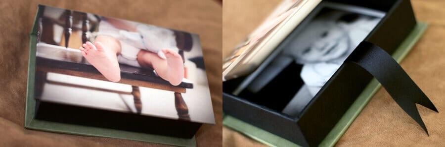 professional photographer portrait box