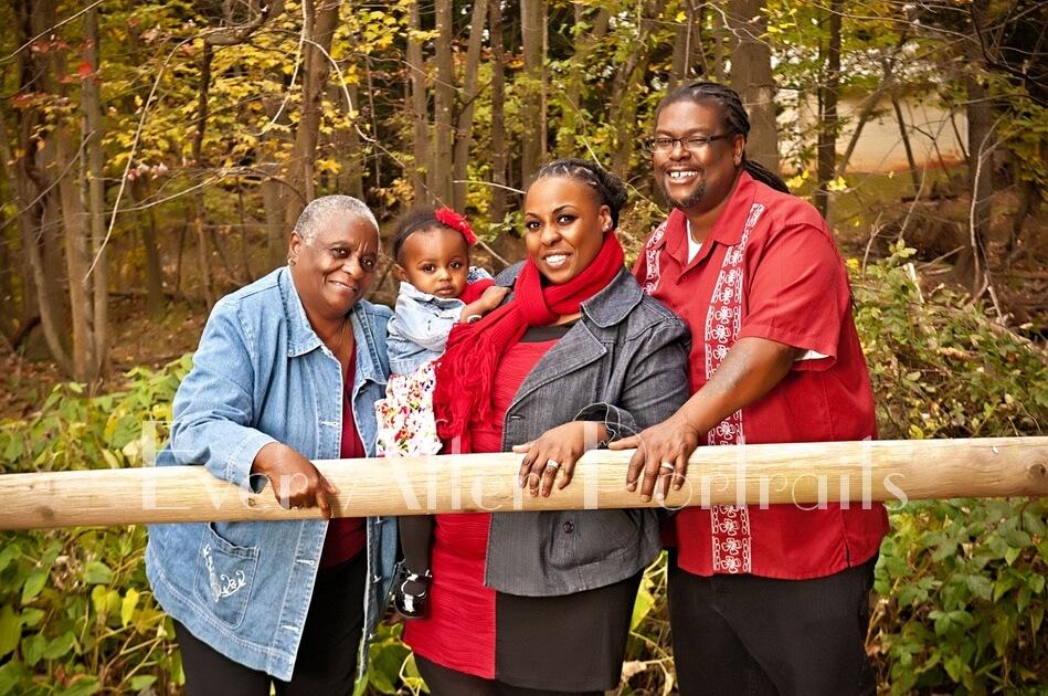 Family Portraits, The Turner Family | Northern VA Family Photographer
