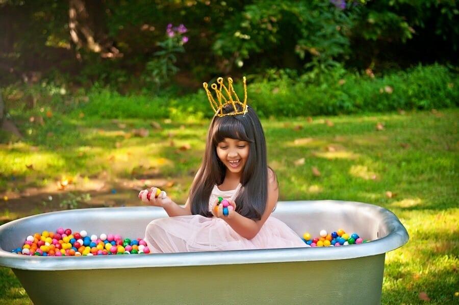 Tanvi, Bubblegum Princess