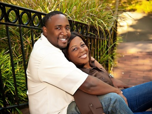 Donald & Tarsha's Georgetown Engagement