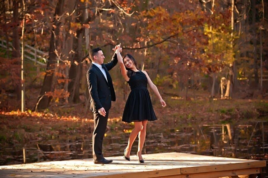 Griselda & Christian, Fall Engagement