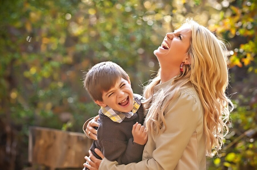 Fall Family Session with Deveney & Christian