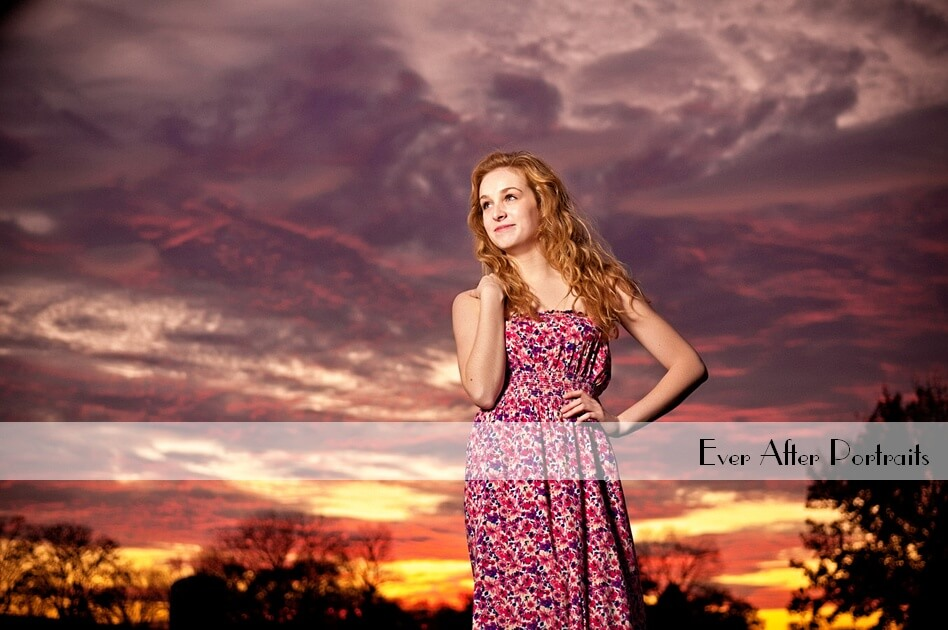 When should you schedule Senior Portraits? | Northern VA Family Photographer