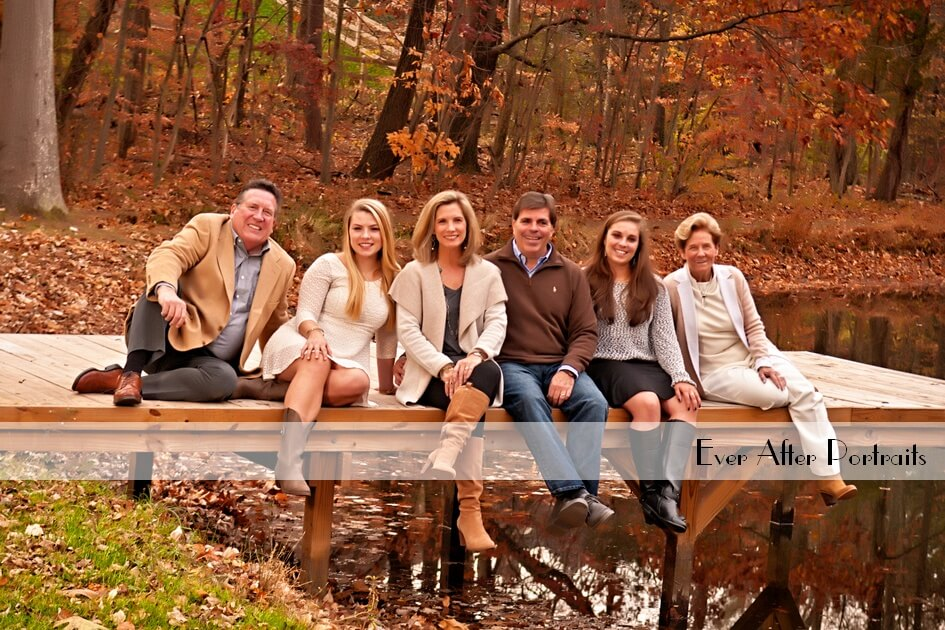 Cuppernull Family, Multi-Generational Portraits | Northern VA Family Photographer