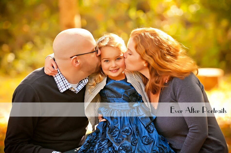 The Difference between a Portrait and a Picture | Northern VA Family Photographer