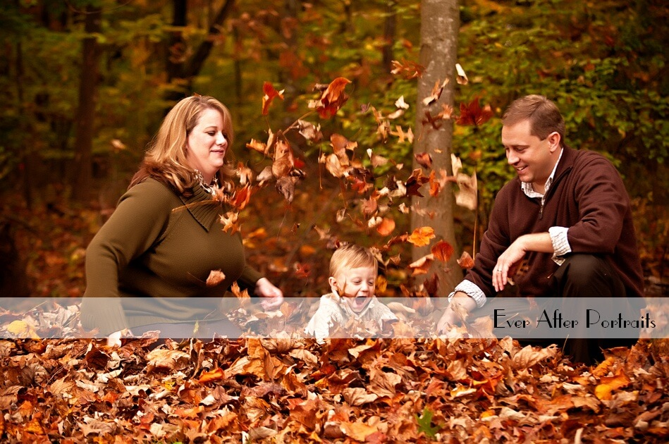 Book Your Fall Family Portraits EARLY! | Northern VA Family Photographer