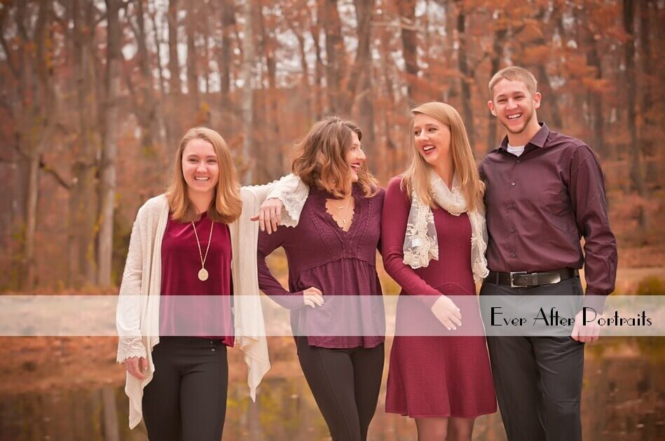 What an Amazing Family!  Stumvoll Family Portrait Session  | Northern VA Family Photographer