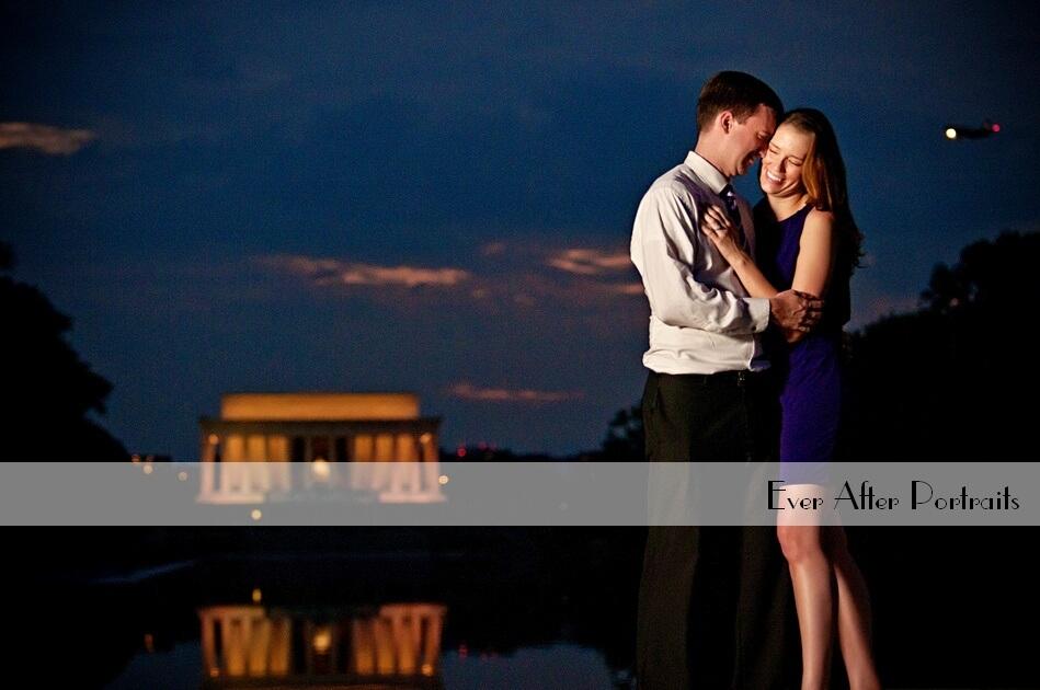 photographer washington dc engagement session