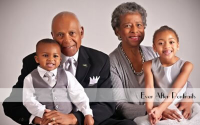 A Session with the Grandparents!   Northern VA Family Photographer