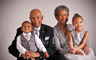 Create a Portrait Legacy of Parents and Grandparents | Northern VA Family Photographer