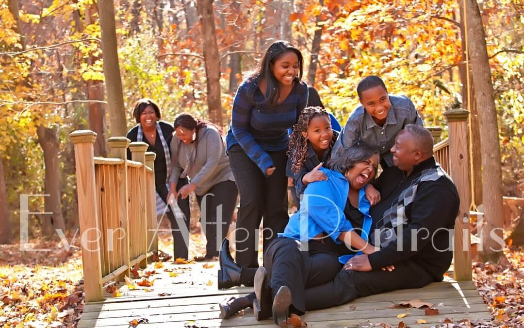 How to Make Your Multigenerational Session AWESOME! | Northern VA Multigenerational Photographer