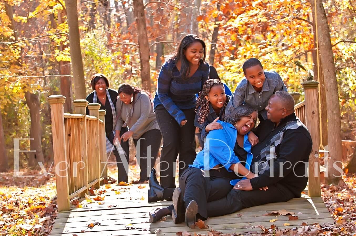 multigenerational family photographer sterling va