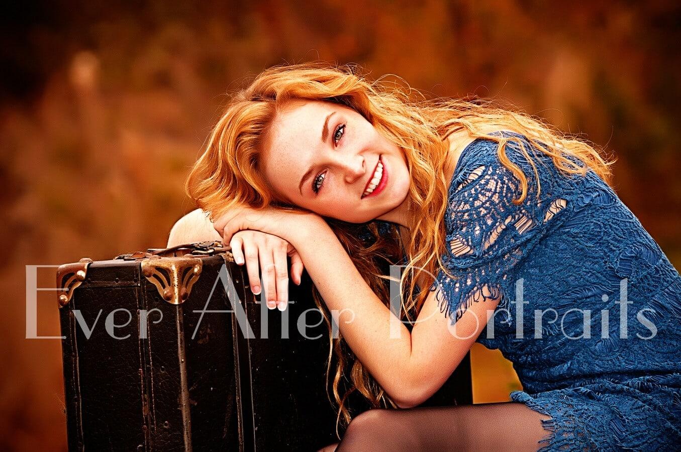 senior portrait photographer sterling va